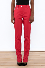 Adolfo Dominguez Straight Leg Jeans - Side cropped