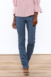 Adolfo Dominguez Straight Leg Jeans - Product Mini Image