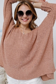 Adora Loose Fit Sweater - Product Mini Image
