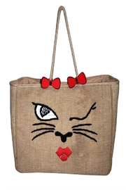 Patricia's Presents Adorable Kitty Handbag - Product Mini Image