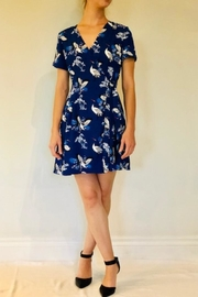 Molly Bracken Adorable Wrap Dress - Product Mini Image