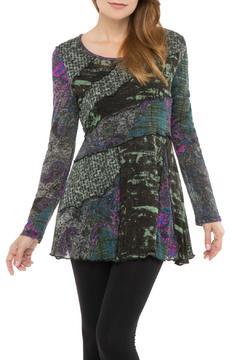 Shoptiques Product: Abstract Flare Tunic