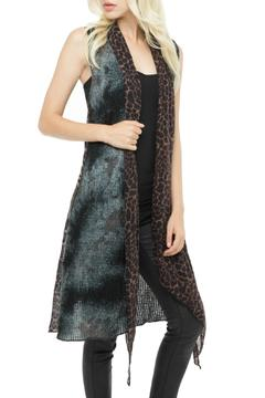 Shoptiques Product: Animal Print Vest