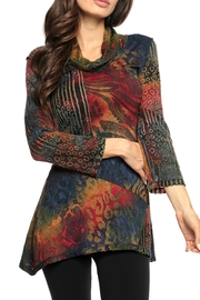 Adore Animale Motif Tunic - Product Mini Image
