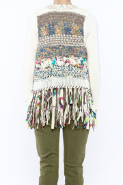 Adore Banchee Sweater Vest - Back cropped