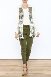 Adore Banchee Sweater Vest - Front full body