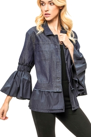 Adore Bell Denim Jacket - Product Mini Image