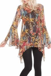 Adore Bell Sleeve Blouse - Product Mini Image