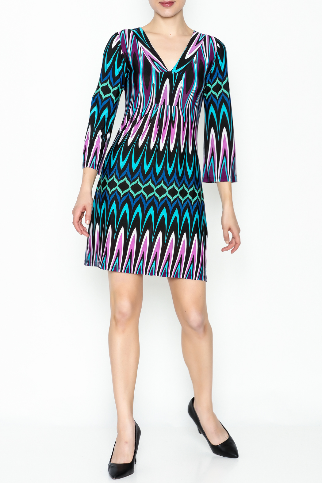 Adore Casual Dress - Side Cropped Image