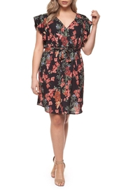 Dex Adore Floral Dress - Product Mini Image