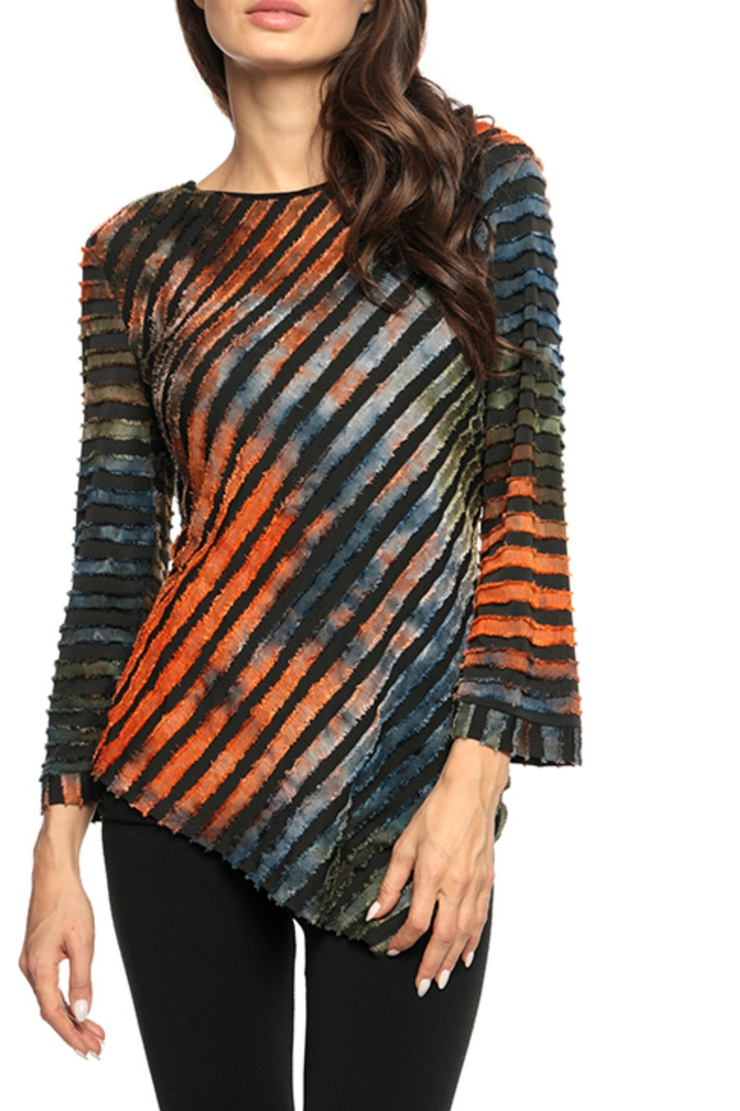 Adore Gameday Texture Top - Main Image