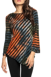 Adore Gameday Texture Top - Front cropped