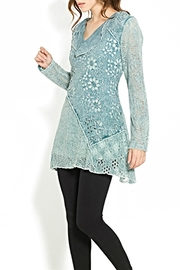 Adore Lacey Multimedia Tunic - Product Mini Image
