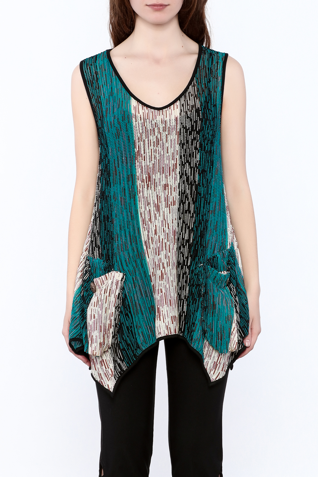 Adore Loose Fit Top - Side Cropped Image