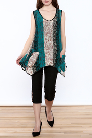 Adore Loose Fit Top - Front full body