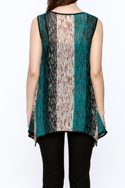 Adore Loose Fit Top - Back cropped