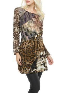 Shoptiques Product: Mixed Media Tunic