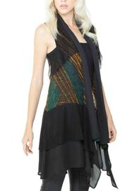 Adore Multi Colored Vest - Product Mini Image