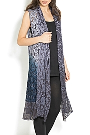 Adore Multimedia Lace Vest - Product Mini Image