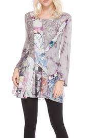 Adore Pastel Floral Tunic - Product Mini Image