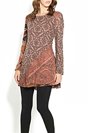 Adore Provincial Multimedia Tunic - Product Mini Image