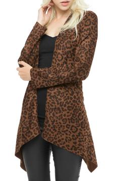 Shoptiques Product: Reversible Cheetah Jacket