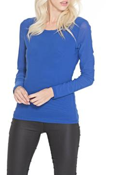 Shoptiques Product: Royal Mesh Top