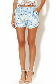 Lovers + Friends Adore Shorts - Product Mini Image