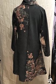 Adore Suede Pattern Tunic - Front full body