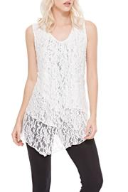 Adore Tiered Lace Top - Product Mini Image