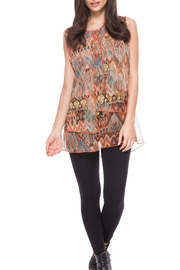 Adore Tiered Layer Top - Product Mini Image