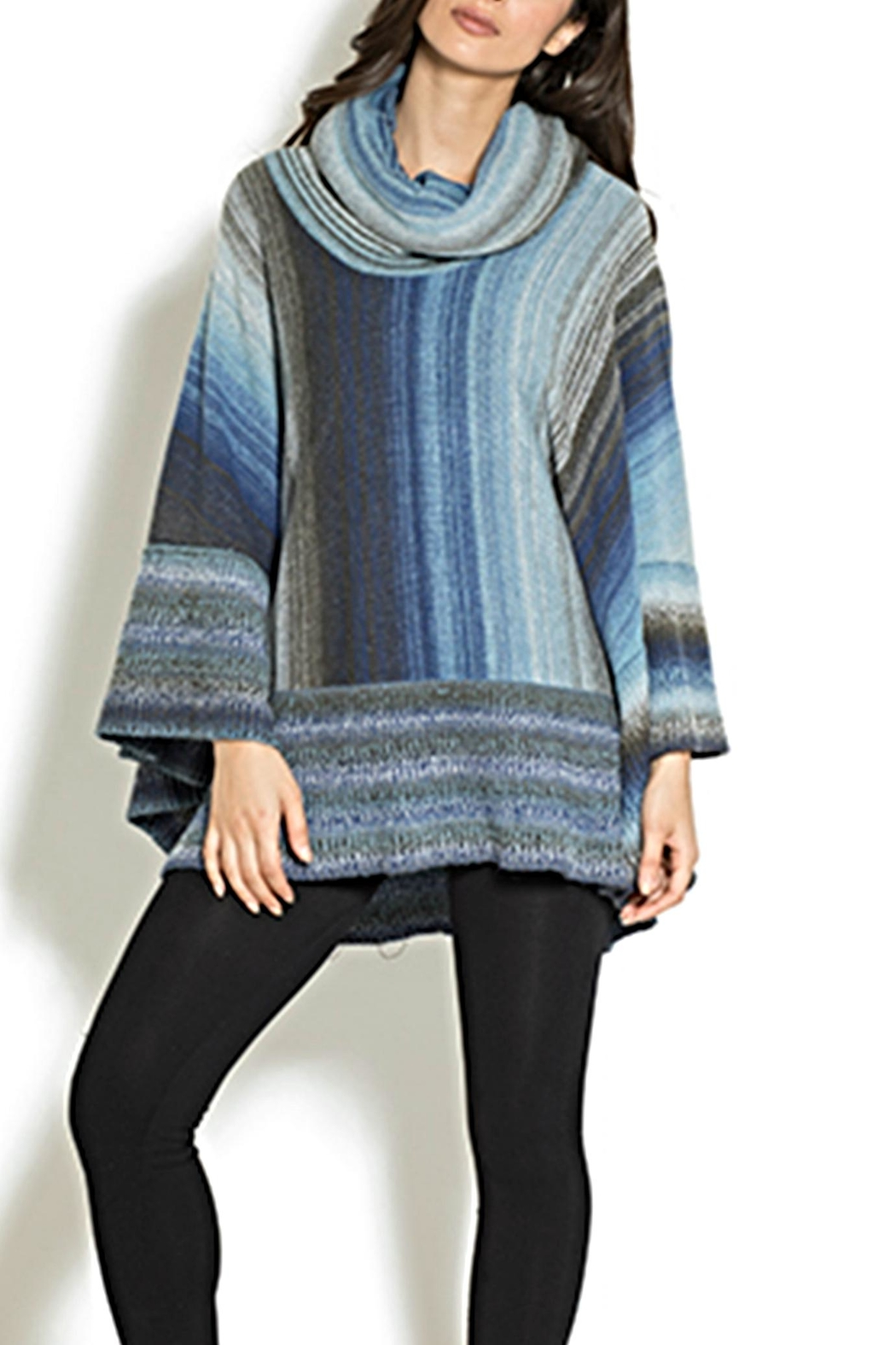 Adore Vertical Oversize Sweater - Main Image
