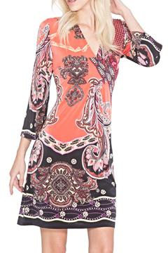 Shoptiques Product: Boho Pattern Tunic Dress