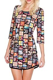 Adore Apparel Picture It Tunic - Front cropped