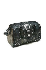 Adore Clothes & More Black Gold Purse - Product Mini Image