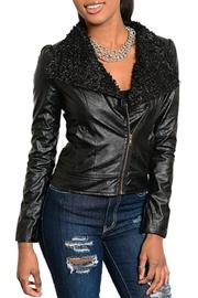 Adore Clothes & More Black Jacket - Product Mini Image
