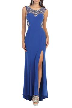 Shoptiques Product: Elegant Illusion Dress