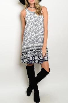 Adore Clothes & More Floral Summer Dress - Product List Image