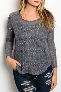 Shoptiques Product: Gray Sweater