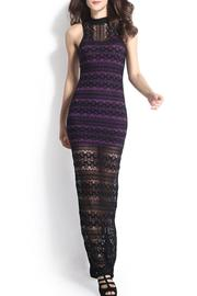 Adore Clothes & More Lace Long Dress - Product Mini Image