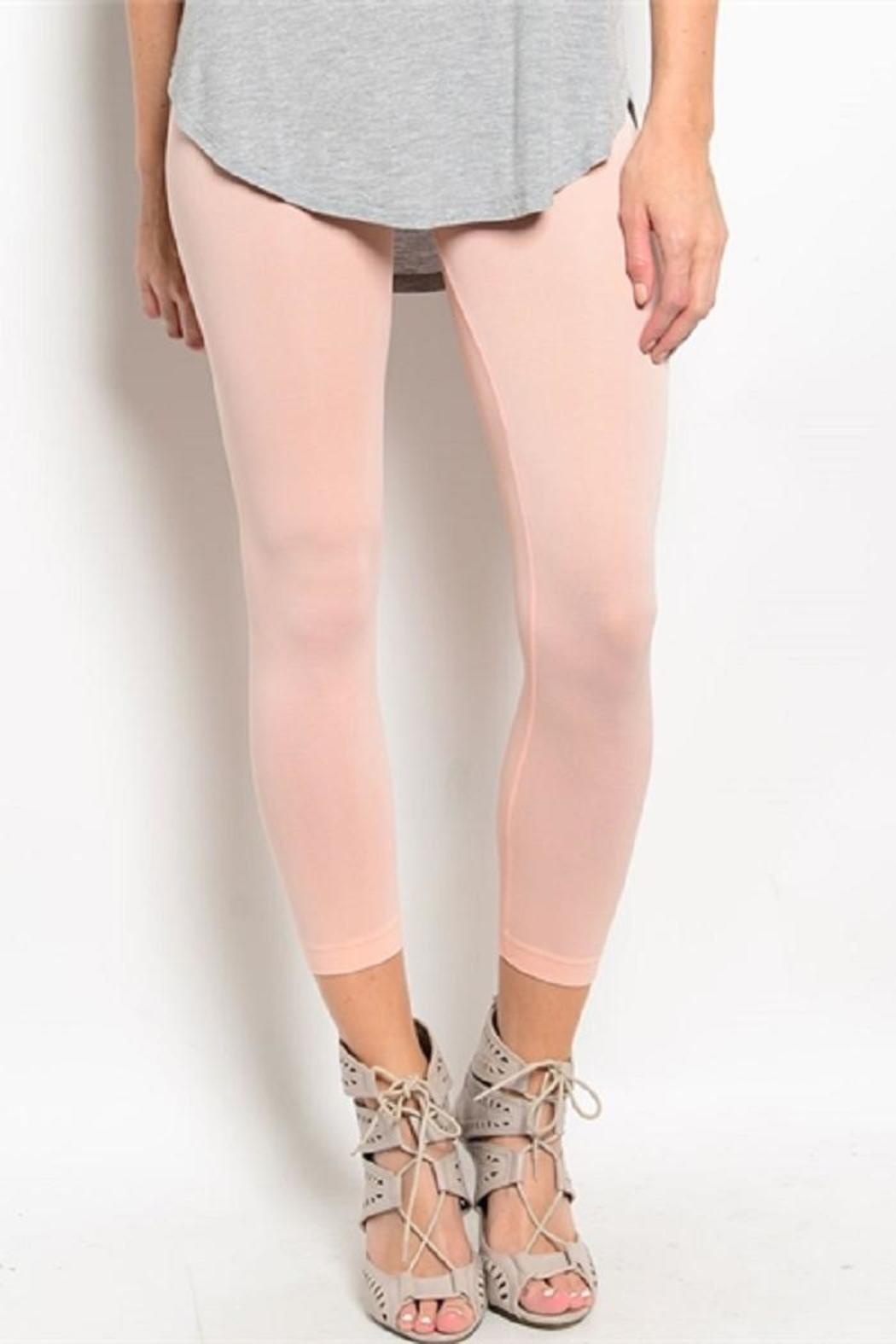 Adore Clothes & More Leggings - Front Cropped Image