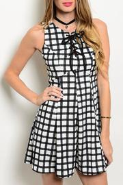 Adore Clothes & More Plaid Summer Dress - Product Mini Image
