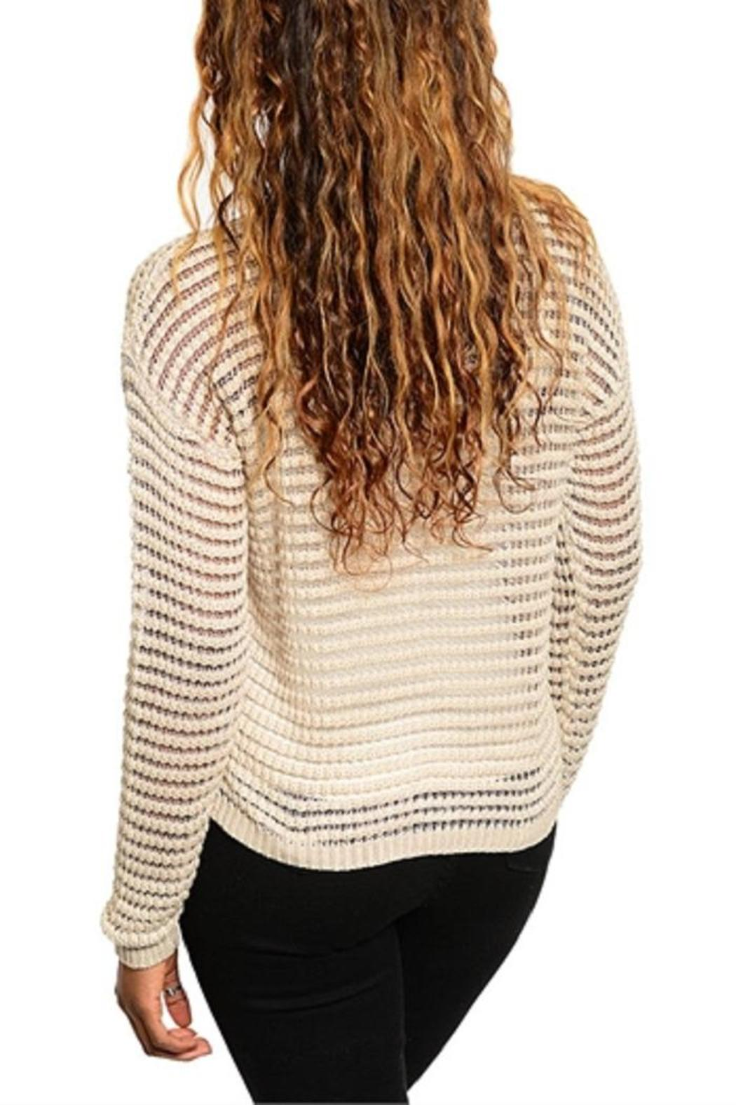 Adore Clothes & More Striped Sweater from Washington — Shoptiques