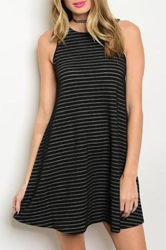 Adore Clothes & More Striped Tunic Dress - Product List Image
