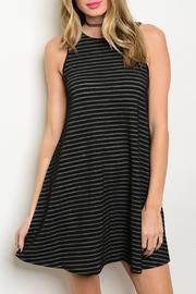 Adore Clothes & More Striped Tunic Dress - Product Mini Image