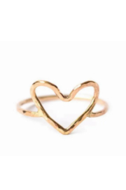 Adorn512 Heart Ring - Product Mini Image