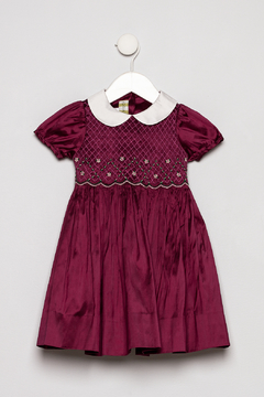 Shoptiques Product: Smocked Berry Dress