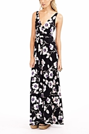 Veronica M Adrian Maxi Dress - Side cropped