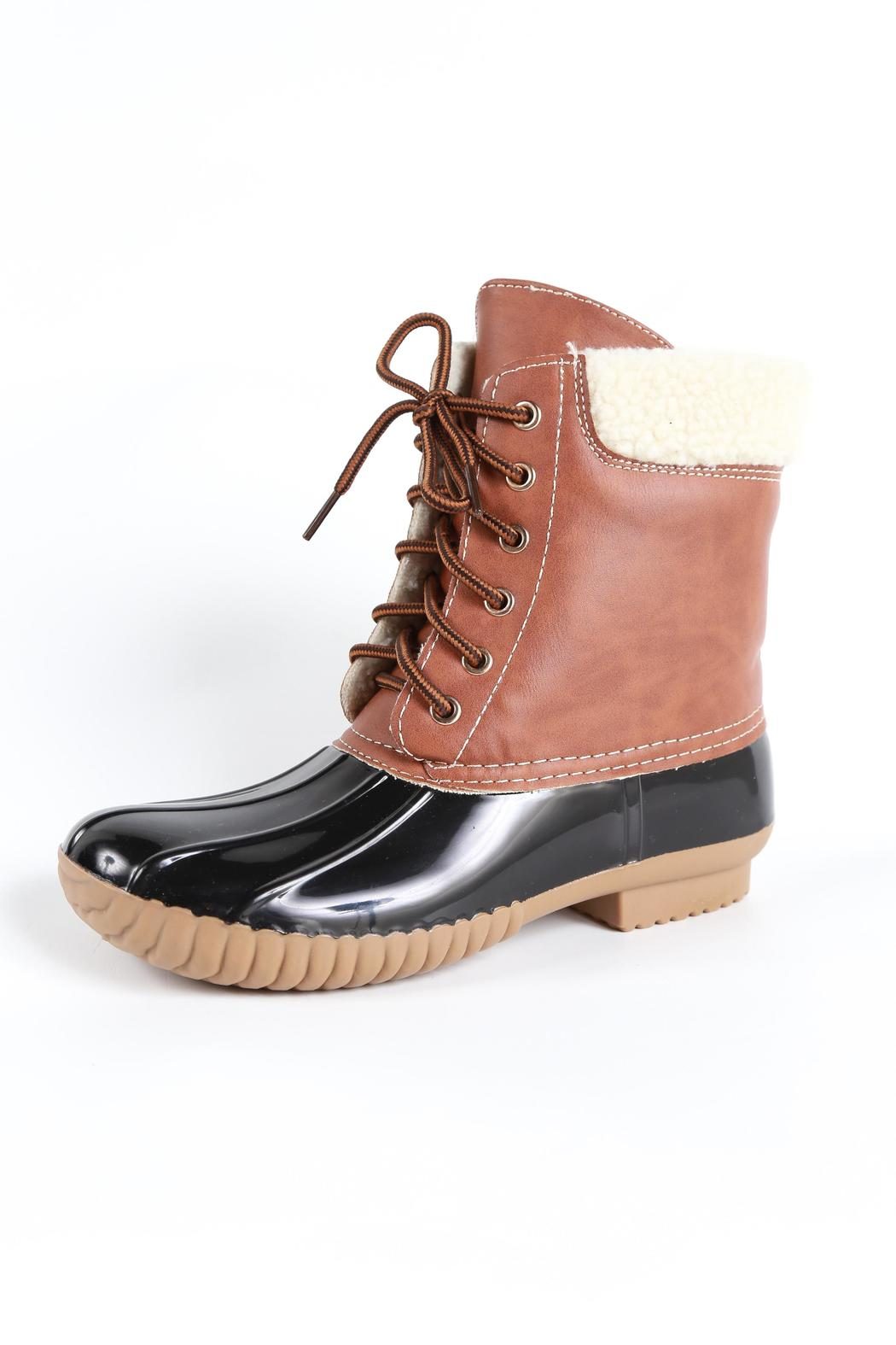Adriana Dylan Duck Boot from Georgia by