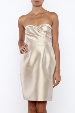Adrianna Papell Sweetheart Dress - Product List Image